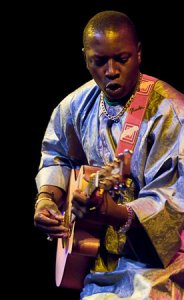 Nia's Piece - Afrofest - Vieux Farka Toure